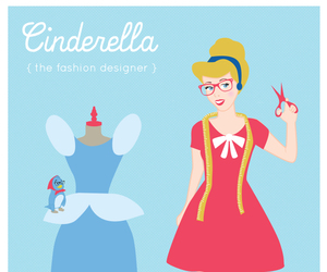 cinderella, jobs at modern world, and disney image