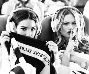 Victoria's Secret, Behati Prinsloo, and Lily Aldridge image
