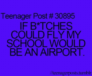 airport and teenager post image