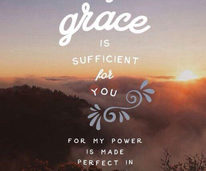 god, grace, and love image