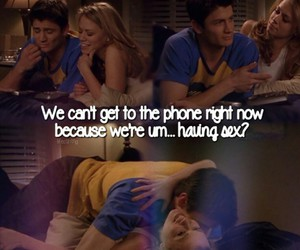 one tree hill, naley, and haley image