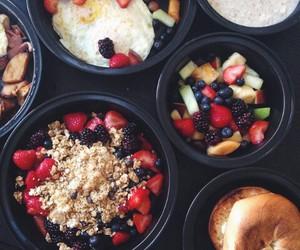 blueberries, breakfast, and diet image