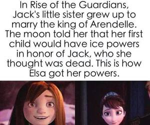 frozen, rise of the guardians, and elsa image