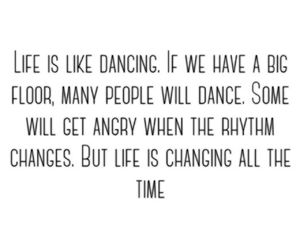 black and white, change, and dance image