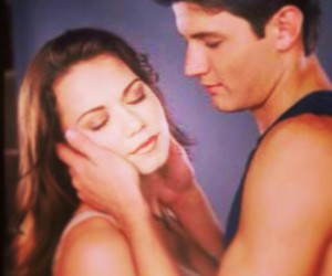 one tree hill, naley, and love image
