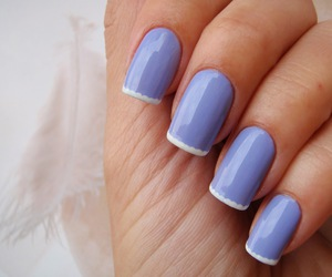 manicure, nials, and winter manicure image
