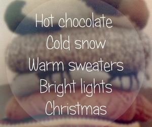 cosy, winter, and christmas image