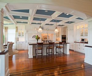 beautiful, kitchen, and luxury image