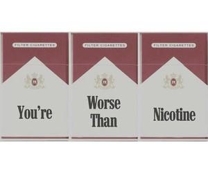 Nicotine and panic! at the disco image