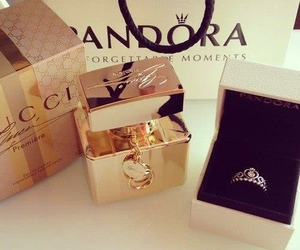 pandora, gucci, and luxury image