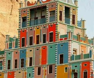 yemen, hotel, and travel image