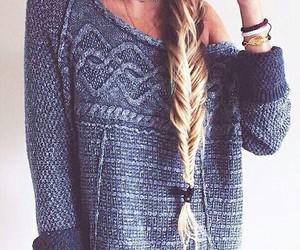 amazing, blonde, and blue image