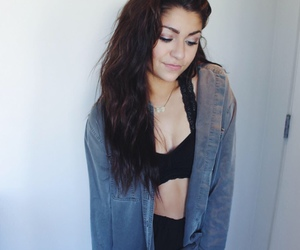 hair, andrea russett, and andrea russet image
