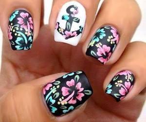 anchor, nails, and cute image