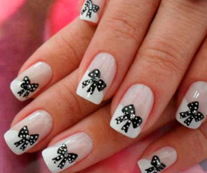 beautiful, loop, and nails image
