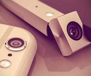 smartphone and Design concept image