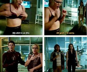 olicity, arrow, and feels image