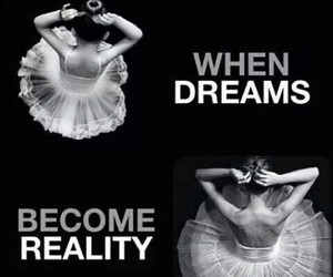 Dream, ballet, and dance image