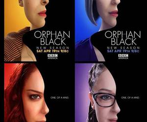 tv series and orphan black image