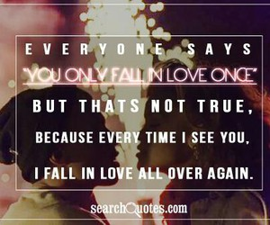 <3, fall in love, and girls image