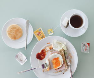 alone, breakfast, and butter image