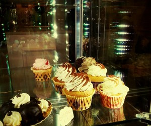 cakes, colorful, and cup image