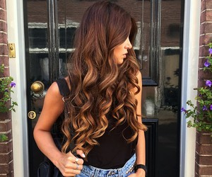 beautiful, blogger, and hair image