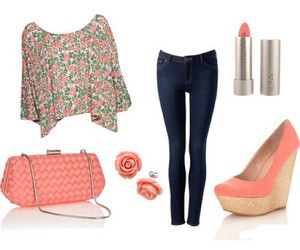 beautiful, casual, and outfits image