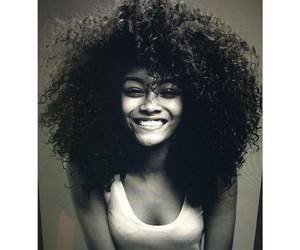 girls, hair, and dopeeee image