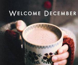 december, tea, and warm image