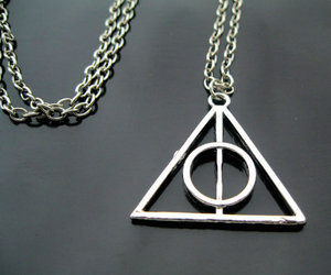 always, collar, and harry potter image