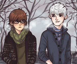 jack frost, how to train your dragon, and soluço image