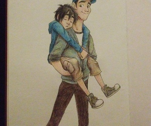 brothers, disney, and big hero 6 image