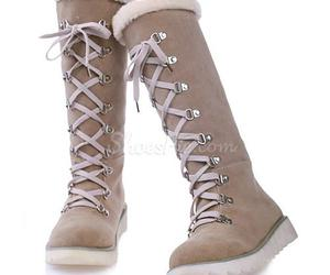 comfortable, pretty, and snow boots image