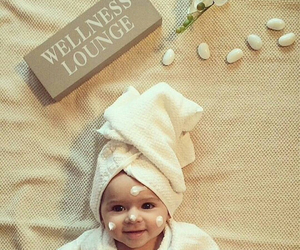 baby and luxury image