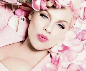 P!nk, pink, and singer image