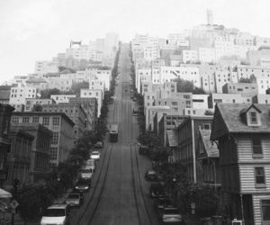 city, san francisco, and street image