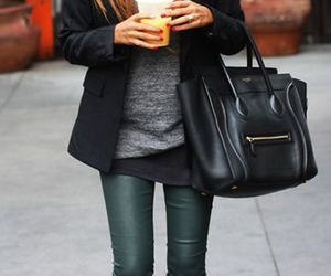 skinny jeans, fashion 2014, and winter image