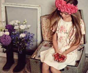 kristina pimenova and flowers image