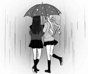 girls and manga image