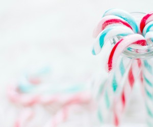 candy, canes, and christmas image