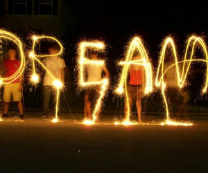 light effect, motivation, and Dream image