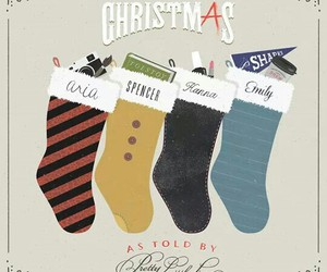 christmas, pll, and emily image