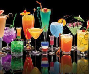 alcohol, colourful, and yummi image