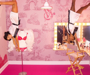 angel and Victoria's Secret image