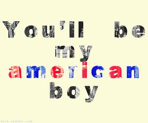 american, boy, and usa image