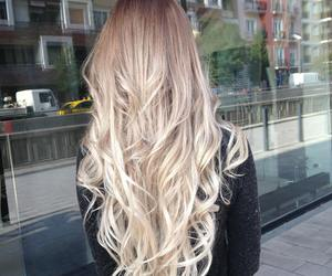 amazing, girl, and ombre image