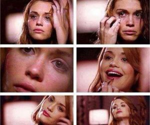 cry, make up, and hurt image