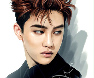 asian, kpop, and lay image