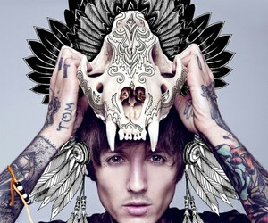 bring me the horizon, oliver sykes, and bmth image